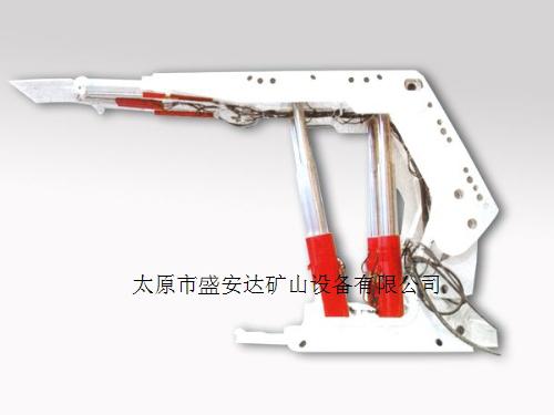 ZZ400-14.5-29型支撑掩护式液压支架