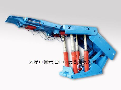 ZZ4400-18-38型支撑掩护式液压支架